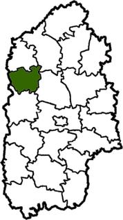 Teofipol Raion Former subdivision of Khmelnytskyi Oblast, Ukraine