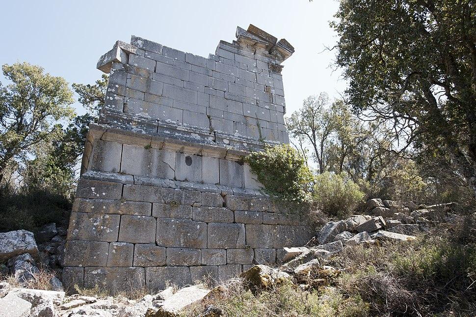 Termessos Corinthian temple 3720