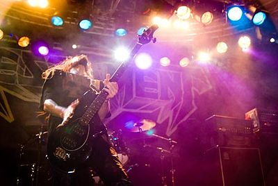 Greg Christian of Testament, live at Hole in the Sky, 2007 Testament by Christian Misje.jpg