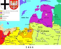 Teutonic state 1466