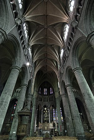 Notre Dame de Dinant - Image: The Collegiate Church of Notre Dame Dinant
