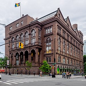 The Cooper Union's Foundation Building - North Side (48072759802).jpg