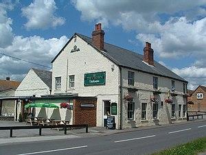 Stadhampton - The Crown public house