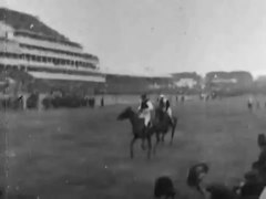 File:The Derby 1896 Robert W Paul Horse Racing.webm
