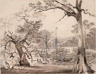 Foundation of Melbourne