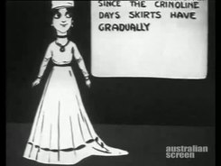 Податотека:The Evolution of the Skirt (1916).webm