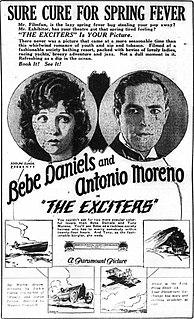 <i>The Exciters</i> (film) 1923 film