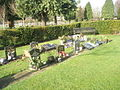 The Garden of Remembrance at Eastleigh Cemetery (1) - geograph.org.uk - 1623132.jpg