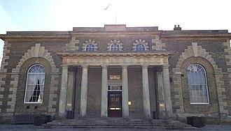 Salisbury City Council - The Guildhall, Salisbury