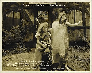 The House with the Golden Windows - Image: The House of the Golden Windows lobby card 3