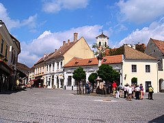 The Main Square, Szentendre, Hungary.JPG