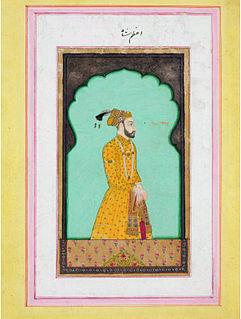 Muhammad Azam Shah Seventh Mughal emperor