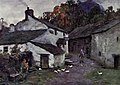The Old Post Office, Loweswater - The English Lakes - A. Heaton Cooper.jpg