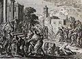 The Phillip Medhurst Picture Torah 314. The plague of lice. Exodus cap 8 v 17. Jan Luyken.jpg