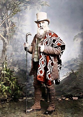 Y Wladfa - The Rev. Michael D. Jones (1822–98)