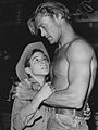 The Rifleman Chuck Connors Johnny Crawford 1961 No 2.jpg