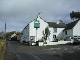 Bigbury Village and civil parish in south Devon, England