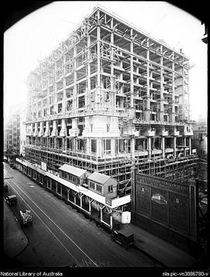 State Savings Bank Building