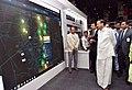 The Vice President, Shri M. Venkaiah Naidu going around the Smart City Expo India 2018, in Jaipur, Rajasthan on September 26, 2018.JPG