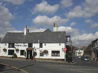 Niton - Image: The White Lion in Niton