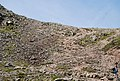 The ascent up Scafell from Foxes Tarn - geograph.org.uk - 1329963.jpg