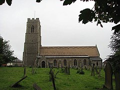 The church of St John the Baptist - geograph.org.uk - 873336.jpg