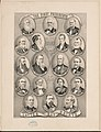 The first presidents of the Church of Jesus Christ of the Latter Day Saints LCCN2001699156.jpg