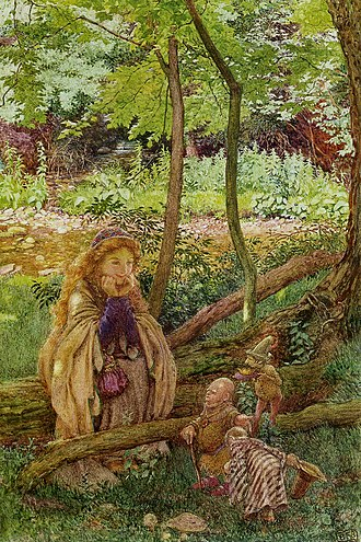 Eleanor Fortescue-Brickdale - Image: The introduction