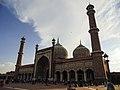 The picturesque Jama Masjid.jpg