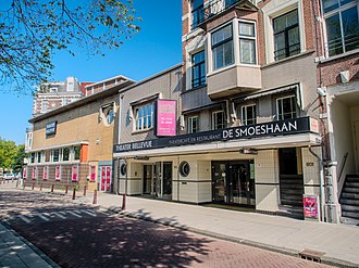 Zondag met Lubach - Theater Bellevue in Amsterdam, where the show takes place