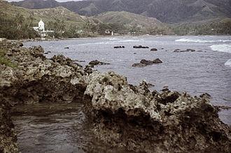 Umatac, Guam - Ferdinand Magellan landing site