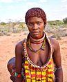 Third Wife, Hamer, Ethiopia (15151493668).jpg