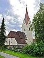 Thoerl Pfarrkirche Sankt Andreas Nord-Ansicht 29052012 111.jpg