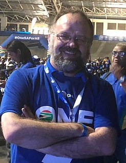 Thomas Walters (South African politician) South African politician