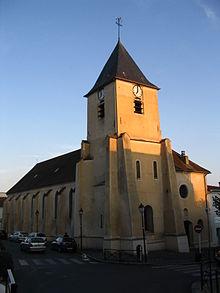 Thorigny Sur Marne Gaz De Ville