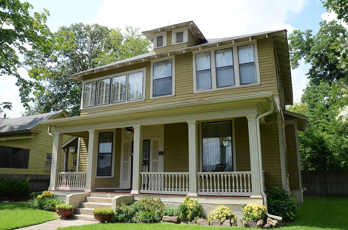 Thornton House (Little Rock, Arkansas) - Wikipedia