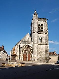 Thury, Yonne Commune in Bourgogne-Franche-Comté, France