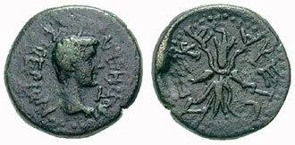 Tiberius Gemellus - Image: Tiberius Gemellus