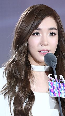 Tiffany at Style Icon Awards, 28 October 2014.jpg