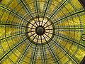 Tiffany dome, Pacific County, WA, courthouse.JPG