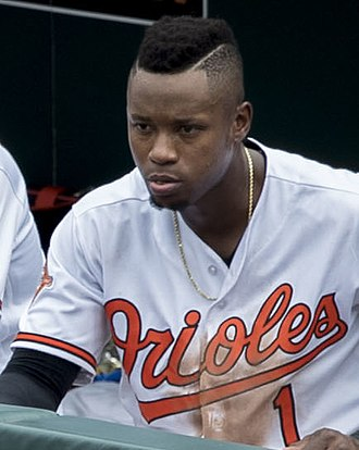 Tim Beckham - Beckham with the Baltimore Orioles in 2017