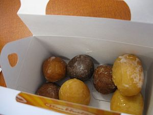 Timbits - Image: Timbits in the USA b