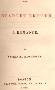 The sufferings of reverend dimmesdale in the scarlet letter by nathaniel hawthorne