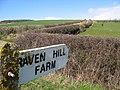 To Raven Hill Farm - geograph.org.uk - 145913.jpg