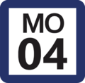 Tokyo Monorail MO-04 station number.png