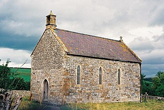 Toller Fratrum - Image: Toller Fratrum, parish church of St. Basil geograph.org.uk 454967