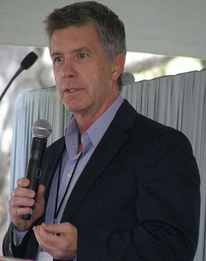 Tom Bergeron - Bergeron in April 2009