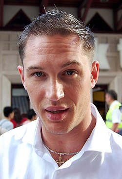 Photo de Tom Hardy