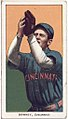 Tom Downey, Cincinnati Reds, baseball card portrait LCCN2008676452.jpg