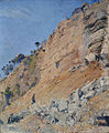 Tom Roberts - The Quarry, Maria Island, 1926.jpg